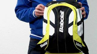 Tennis-Point.de - Babolat Backpack Club Line Yellow