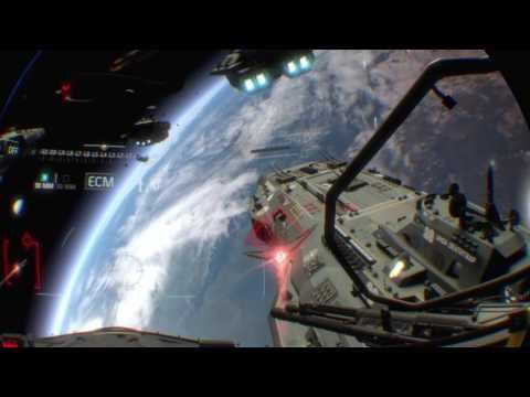 Jackal Assault (PS4 VR) - Gameplay Demo