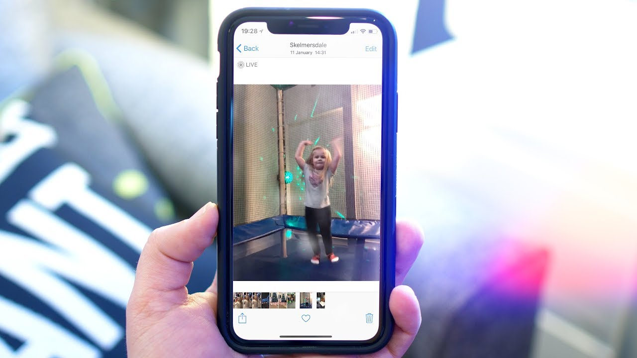 Easily convert Live Photos into GIFs in iOS 11 [Quick Tips]