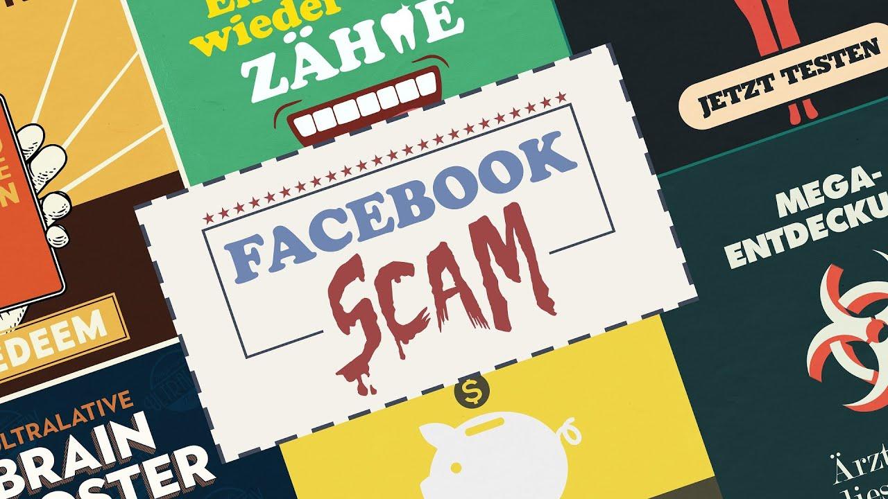 Wie Facebook Internet-Betrügern hilft