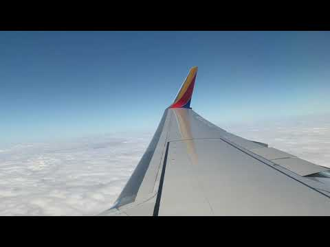 {MKE-MCO} (Milwaukee WI. To Orlando FL.) Part 1 Of Florida Trip 2019