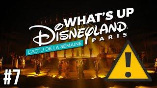 WHAT'S UP DISNEYLAND PARIS ! Travaux, spectacles, Halloween : je fais le point sur l'actualité !