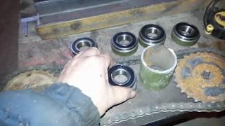 видео Трубогиб профильной трубы своими руками