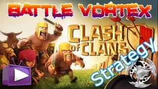 Clash of Clans Episode 9 - Basic Low Level Attack Strategy (Level 4 TH)