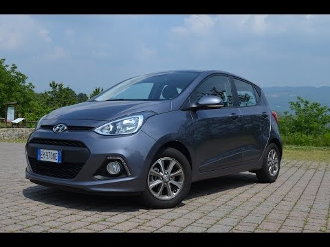 Hyundai i10 Il test drive di HDmotori.it
