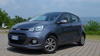 Hyundai i10: Il test drive di HDmotori.it