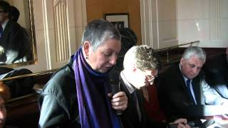 Le Prix  Simone de Beauvoir  2011 à LUDMILA OULITSKAIA