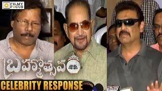 Brahmotsavam Movie Celebrities Review    Mahesh Babu, Samantha, Kajal – Filmyfocus.com