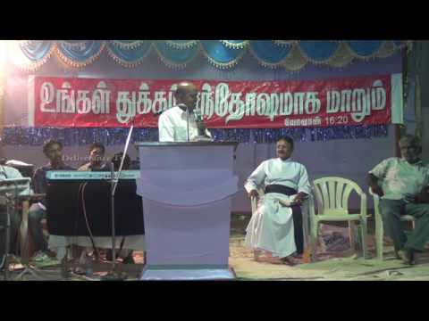 THIRUNELVELI CONVENTION MEETING message by Eva Ravipaul