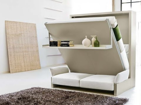 Top 60 + Space Saving Ideas For Small Rooms Design Ideas 2018 - Home Decorating Ideas