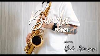 Bunda - Melly Goeslaw ( POTRET ) , ( Cover Saxophone by Yudi Atmajaya ) #11