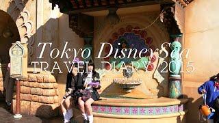 Japan December 2015: Tokyo DisneySea
