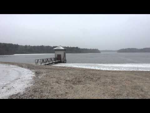 Wenham Lake Reservoir Restoration Project - AerationTech