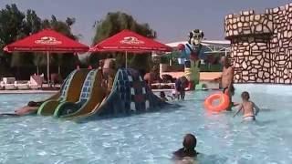 Горки для малявок  в аквапарке Бердянска