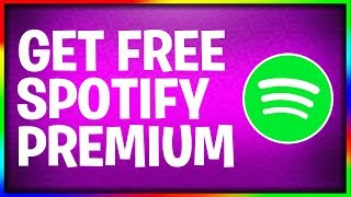 Free Spotify Premium in 5 Minutes 👍 How To Get Free Spotify Premium on iOS/Android NEW TUTORIAL!