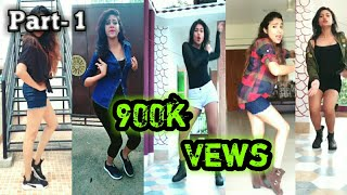 Tik Tok girls👀 Dancing bollywood songs part- 1| indian girls dance tik tok |Tik Tok official india