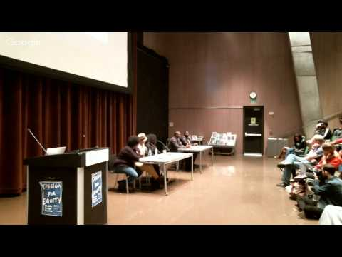 SDF2015 Conference - Activism by Design Panel