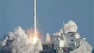 """惊艳!""""蓝火光""""点亮加州,SpaceX首次在美国西海岸完成陆上回收"""