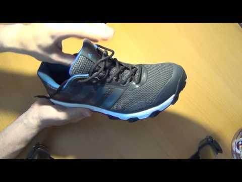buy popular b8b60 bdcc4 Бюджетный трэйл Adidas DURAMO 7 trail m - Смотреть видео бесплатно онлайн