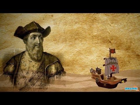 Vasco Da Gama - Portuguese Explorer | Mocomi Kids