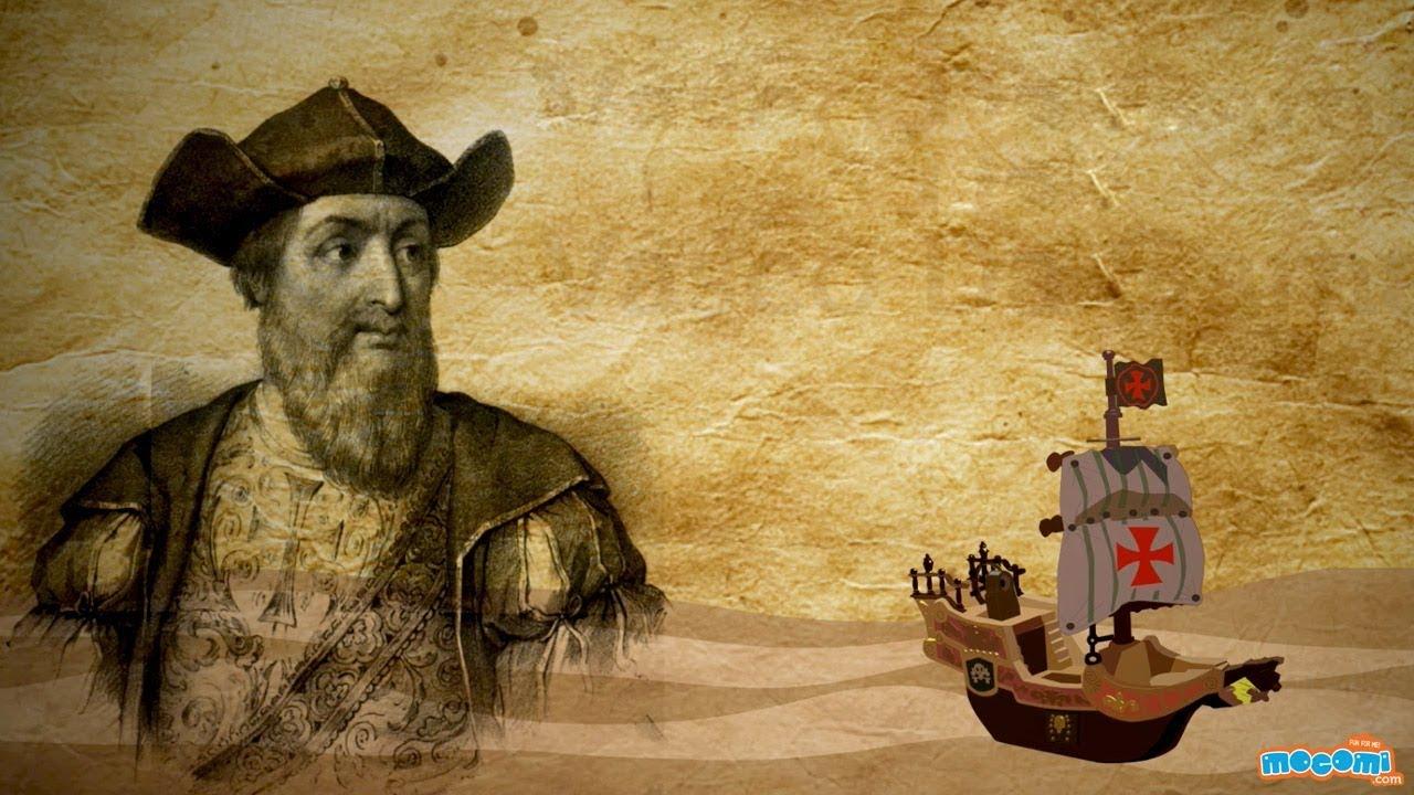 2398ade4d82d7 Vasco Da Gama - Portuguese Explorer