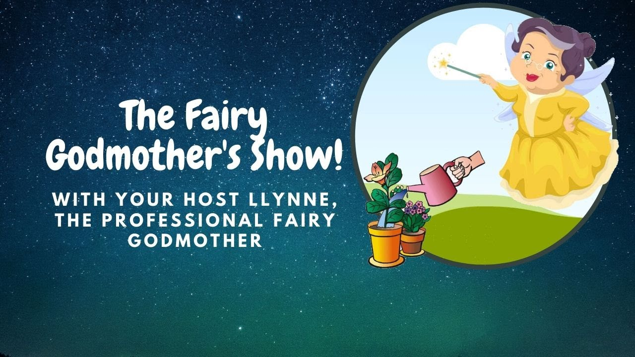 #FairyGodmother's Show -Getting rid of anxiety so you can enjoy the present