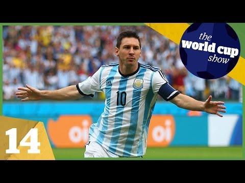Messi & Nigeria vs Argentina, Honduras vs Switzerland & Ecuador vs France previews