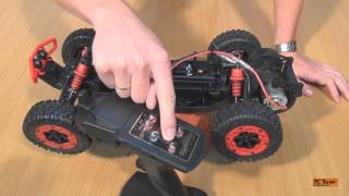 Как Обкатать Коллекторный Двигатель Радиоуправляемой Модели Машины