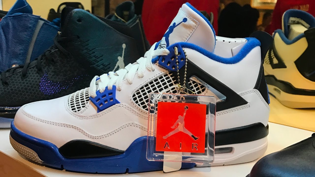 New Nike Outlet factory Motorsport Jordan 4s Alternate Come ups!!! ✓ <span class=