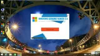 Windows Genuine Maker 2.0