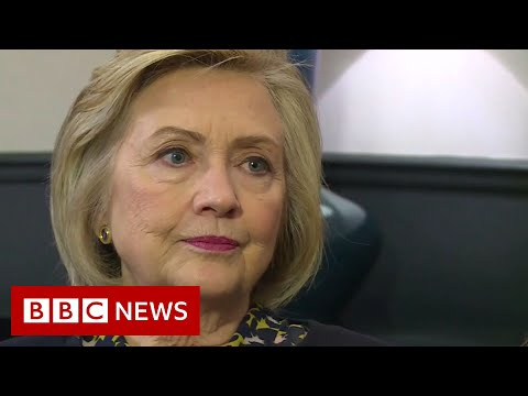 Clinton: 'Every UK voter deserves to see Russia report' - BB