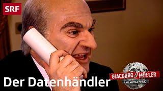 Der Datenhändler | Giacobbo / Müller | SRF Comedy