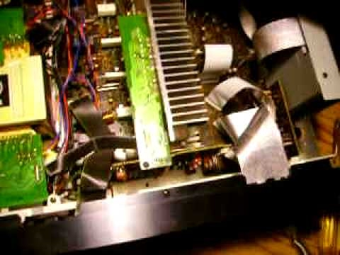 Yamaha Rx V  Problems