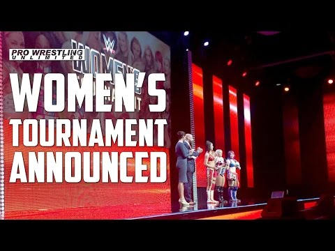 WWE Officially Announces A Global Women's Tournament For This Summer