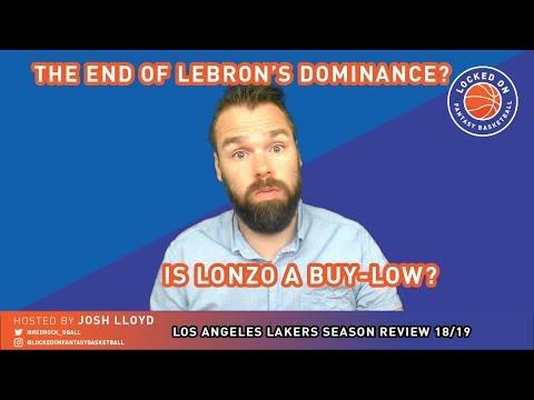 los-angeles-lakers-season-in-review-2018/19-|-has-lebron's-decline-begun?