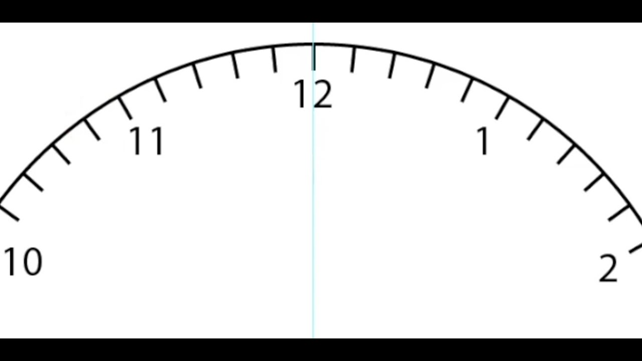 How to Make a Clock in Adobe Illustrator Part 2 Making the