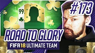 ST PATS CHALLENGES! - #FIFA18 Road to Glory! #173 Ultimate Team