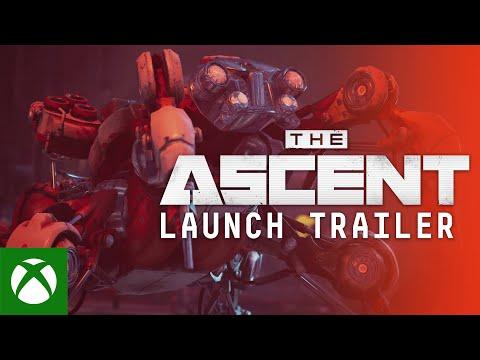 Nu får ni bannemig ta och lira svenskutvecklade The Ascent! Släpptes i torsdags