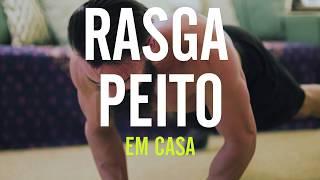 5 MINUTOS X 5 EXERCÍCIOS PARA RASGAR O PEITO | XTREME 21