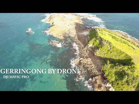 Gerringong by Drone - Australia - DJI Mavic Pro
