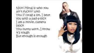Nicki Minaj ft. Eminem - Roman