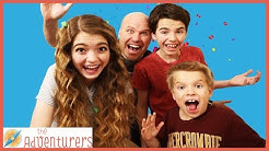 24 Hour Challenge Family Fun Challenge / That YouTub3 Family The Adventurers
