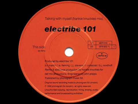 Electribe 101 - Talking With Myself  (7