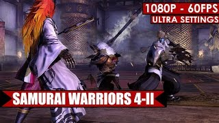 SAMURAI WARRIORS 4 II gameplay PC HD [1080p/60fps]