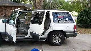 Project Mercury Mountaineer...carpets part 1
