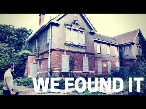 Haunted Mental Asylum!!! WE HEARD IT! (WARNING)