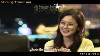 Video [Vietsub + Kara] Morning of Canon - Baek Ah Yeon (Fated to love you OST 1) download MP3, 3GP, MP4, WEBM, AVI, FLV April 2018