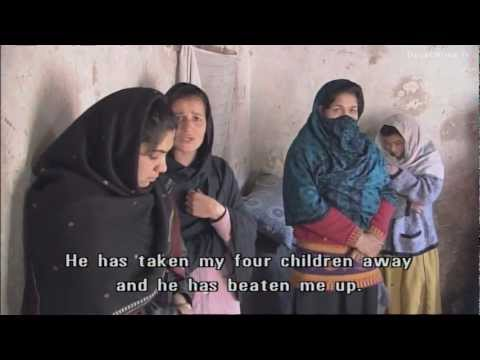 Women's prison in Afghanistan