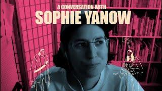 Sophie Yanow Cartoonist Chat