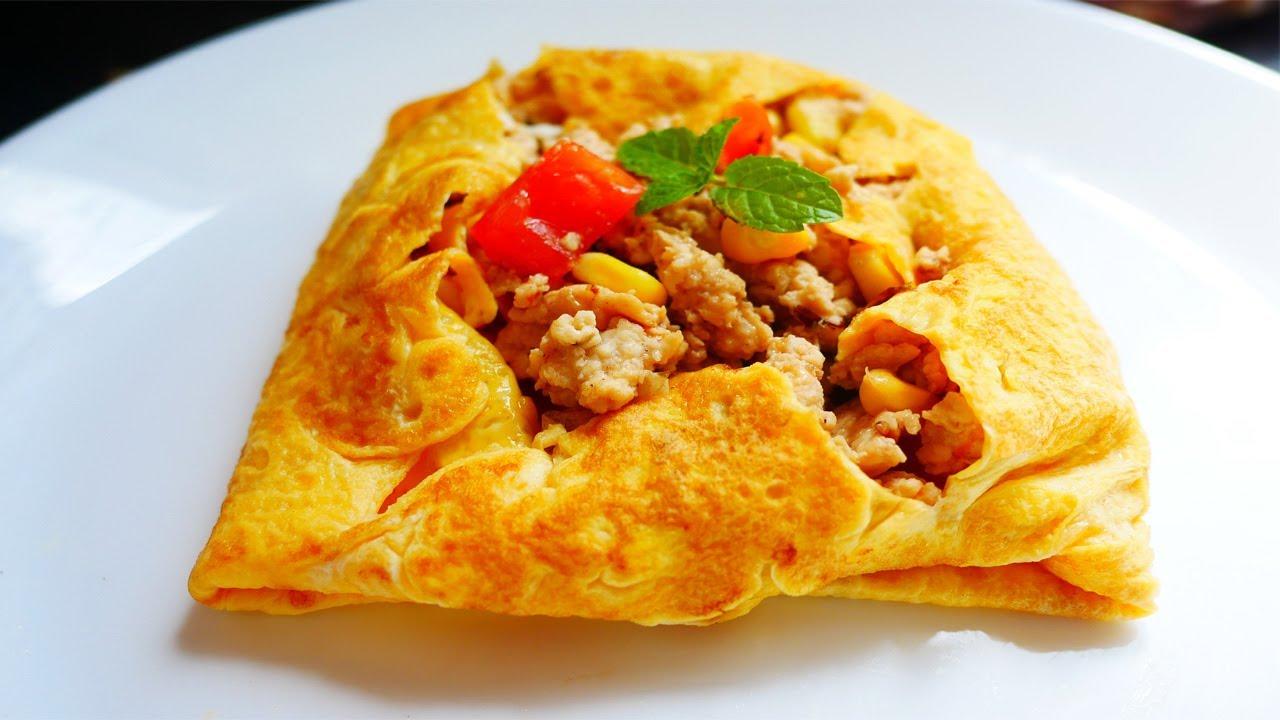 อาหารคลีน ep38!!! ไข่ยัดไส้คลีน ทำง่ายโปรตีนเน้นๆๆ l รักสุขภาพ - YouTube
